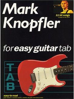 Mark Knopfler For Easy Guitar Tab Books | Guitar Tab