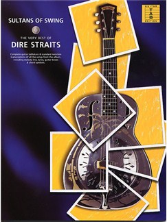 Sultans Of Swing: The Very Best Of Dire Straits Books | Guitar Tab, with Chord Symbols