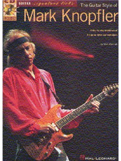 The Guitar Style Of Mark Knopfler Books and CDs | Guitar Tab