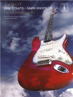 The Best Of Dire Straits And Mark Knopfler: Private Investigations Books | Guitar Tab