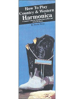 How To Play Country And Western Harmonica Books | Harmonica