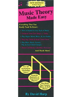 Music Theory Made Easy Books |