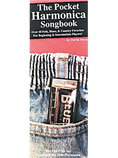 The Pocket Harmonica Songbook Books | Harmonica