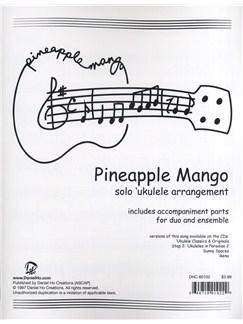 Daniel Ho: Pineapple Mango Books | Ukulele