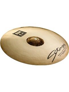 "Stagg: 14"" Medium Thin DH Exo Crash Instruments | Drums"