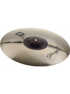 Stagg: DH-CMT18E Exo Medium Thin Crash Cymbal Instruments | Drums, Percussion
