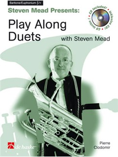 Play Along Duets With Steven Mead - Euphonium Books and CDs | Euphonium, Baritone