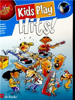 Kids Play Hits! - Trumpet Books and CDs   Trumpet