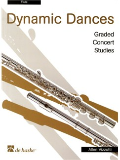 Allen Vizzutti: Dynamic Dances (Flute) Books | Flute