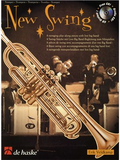 Erik Veldkamp: New Swing - Trumpet Books and CDs | Trumpet