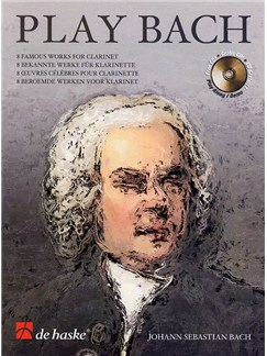 Play Bach: Clarinet Books and CDs | Clarinet