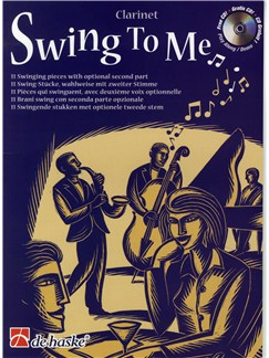 Leslie Searle: Swing To Me - Clarinet Books and CDs | Clarinet