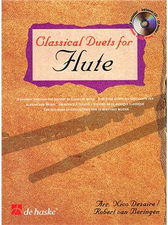 Classical Duets For Flute Books and CDs | Flute (Duet)