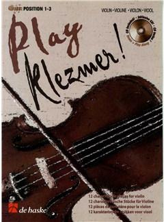Play Klezmer! (Violin) Books and CDs | Violin