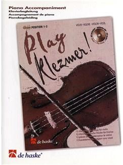 Play Klezmer! (Piano Accompaniment) Books | Piano Accompaniment