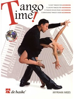 Myriam Mees: Tango Time Books and CDs | Accordion
