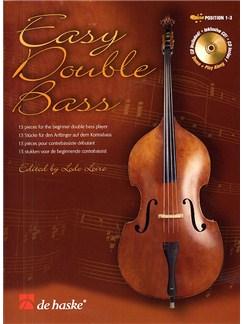 Easy Double Bass Books and CDs | Double Bass, Piano Accompaniment