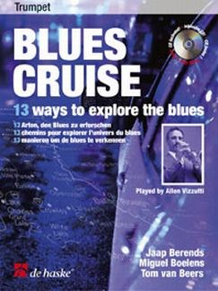 Blues Cruise: Berends - Trumpet (+cd) Books and CDs | Trumpet