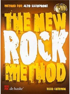The New Rock Method: Alto Saxophone Books and CDs | Alto Saxophone