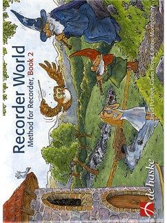 Recorder World Book 2 Books | Recorder