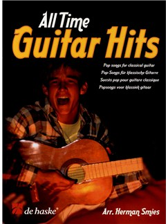 All Time Guitar Hits - Guitar Solo Books | Guitar