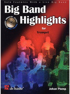 Big Band Highlights For Trumpet Books and CDs | Trumpet
