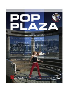 Pop Plaza - Alto Saxophone Books and CDs | Alto Saxophone