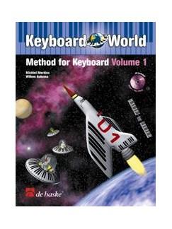 Keyboard World Method - Volume One Books and CDs | Keyboard