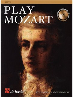 Play Mozart (Flute) Books and CDs | Flute
