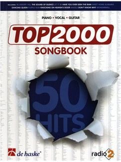 Top 2000 Song Book: 50 Hits Books | Piano, Vocal & Guitar