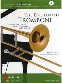 Allen Vizzutti: The Enchanted Trombone Books and CDs | Trombone, Piano Accompaniment