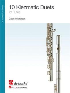 10 Klezmatic Duets - Flute Books | Flute (Duet)