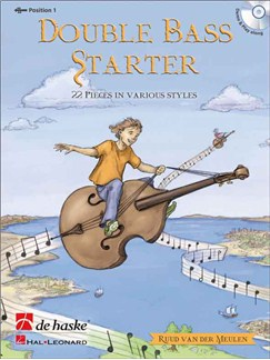 Double Bass Starter Books and CDs | Double Bass