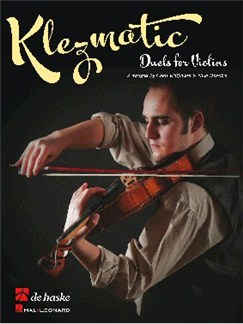 Klezmatic Duets For Violins Books | Violin (Duet)