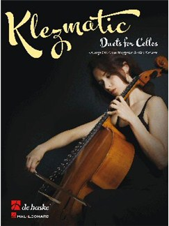 Klezmatic Duets For Cellos Books | Cello
