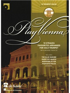 Play Vienna! - Trumpet Books and CDs | Trumpet