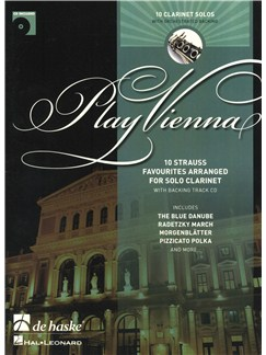 Play Vienna! - Clarinet Books and CDs | Clarinet