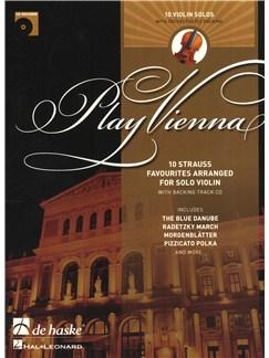 Play Vienna! - Violin Books and CDs | Violin