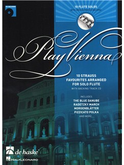 Play Vienna! - Flute Books and CDs | Flute
