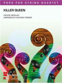 Queen: Killer Queen (String Quartet) Books | String Quartet
