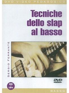 Sergio Ferrante: Tecniche Dello Slap Al Basso (Libro/DVD) Books and DVDs / Videos | Bass Guitar