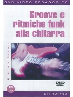 Pietro Stano: Groove E Ritmiche Funk Alla Chitarra (Libro/DVD) Books and DVDs / Videos | Guitar