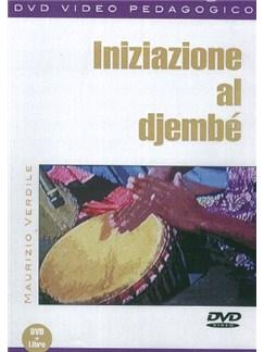 Maurizio Verdile: Iniziazione Al Djembe (Libro/DVD) Books and DVDs / Videos | Percussion