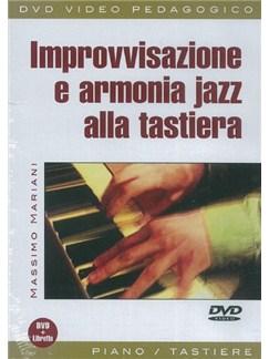 Massimo Mariani: Improvvisazione E Armonia Jazz Alla Tastiera (Libretto/DVD) Books and DVDs / Videos | Piano
