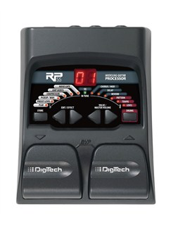 Digitech: RP-55 Multi-Effects Pedal  | Electric Guitar
