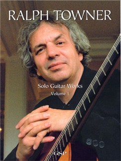 Ralph Towner: Solo Guitar Works Volume 1 Books | Guitar