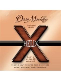 Dean Markley: Helix Acoustic Phos Guitar Strings - Light (.011-.052)  | Acoustic Guitar