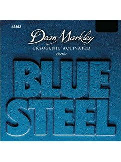 Dean Markley: Blue Steel Electric Guitar Strings - Medium (.011-.052)  | Electric Guitar