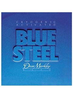 Dean Markley: Blue Steel Bass Guitar Strings - Medium Light (.045-.105)  | Bass Guitar