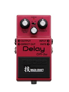 Boss: DM-2W Custom Waza Craft Delay Guitar Effects Pedal  | Guitar